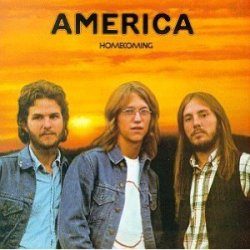 Homecoming by America album cover