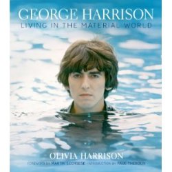 George Harrison Living in the Material World book cover