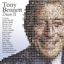 Tony Bennett Duets II album cover