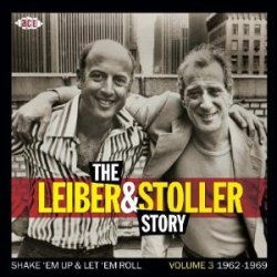 The Leiber and Stoller Story album cover