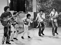 The Jackson 5 in 1971
