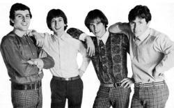 The Troggs 1966