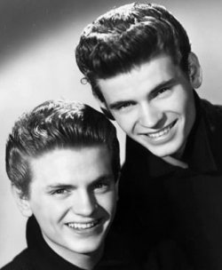 The Everly Brothers ca. 1958