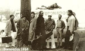 The TSU Toronados ca. 1968.