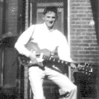 Robert Morritt, May 1961